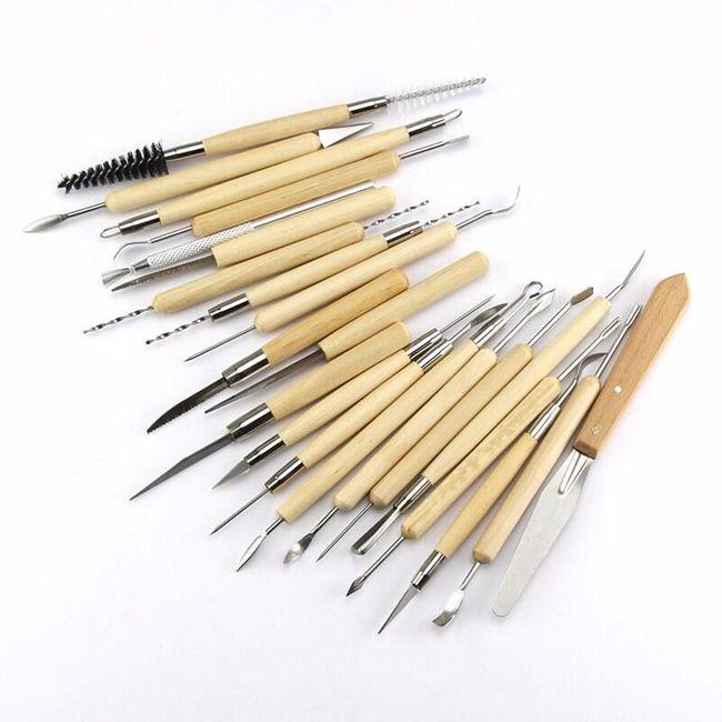 Набор инструментов для керамики 1