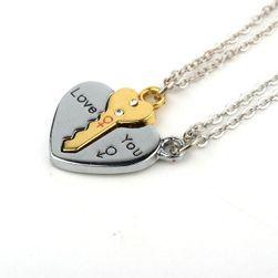 Ожерелье для пары Emanuel