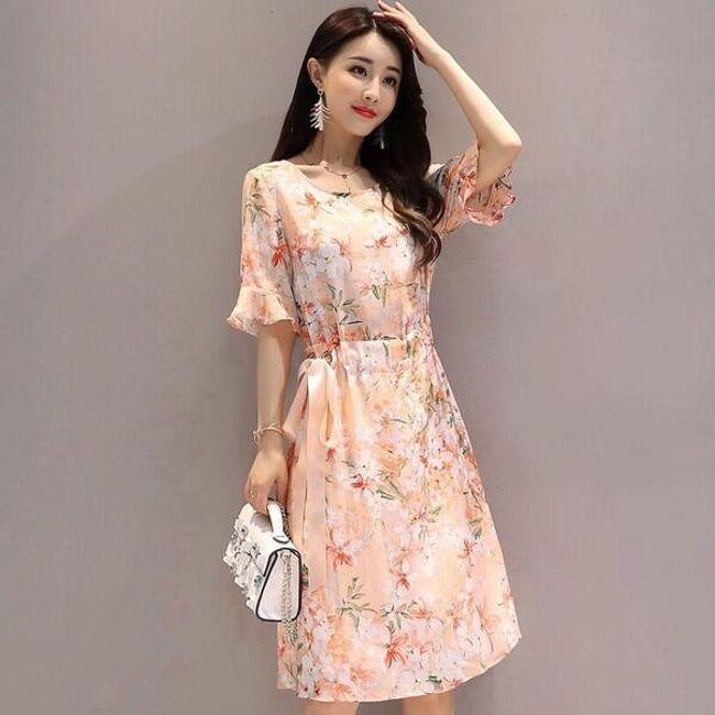 Дамска рокля Korea 1