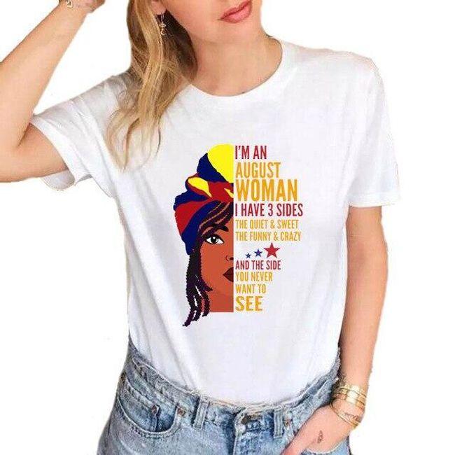 Dámské tričko Alie 1