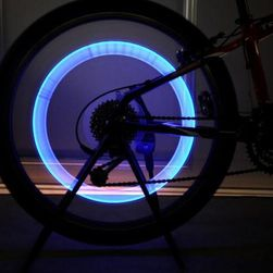 Светодиод на внутреннюю часть велосипедного колеса