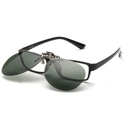 Polarizacioni klip za dioptrijske naočare - Pilot - 7 varijanti