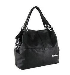 Damska torebka do codziennego noszenia - 6 kolorów Czarny