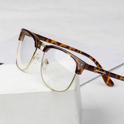 Brýle nedioptrické ve 4 barvách