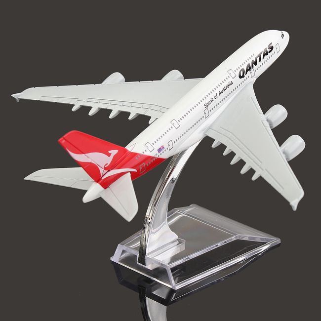 Model Airbus A380 1