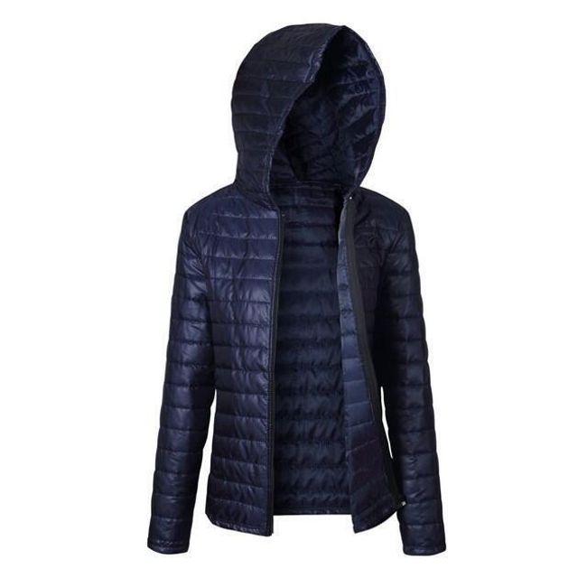 Laka prošivana jakna - 4 boje 1