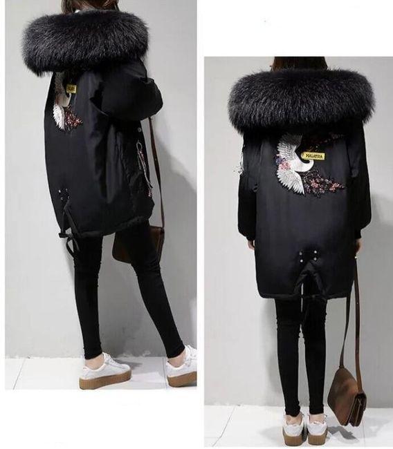 Női téli kabát Simonna