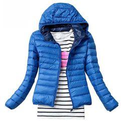 Ženska lagana jakna - 5 boja plava - veličina  4