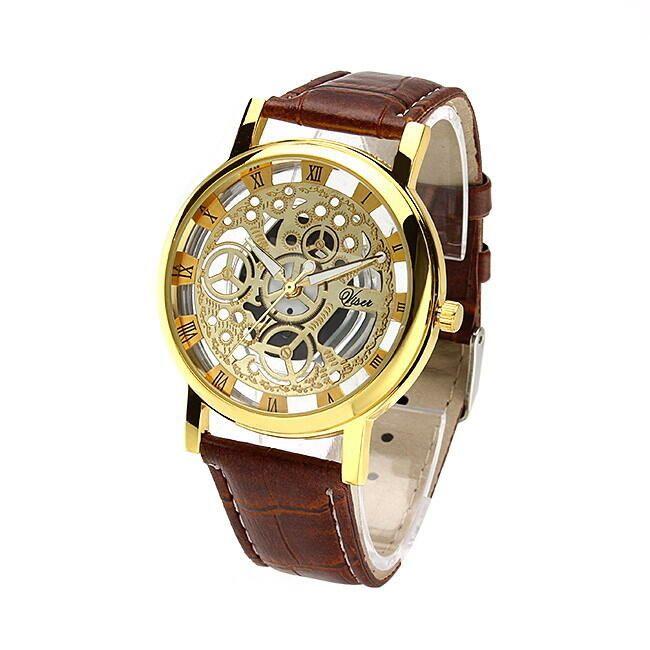 Mechanické hodinky 1