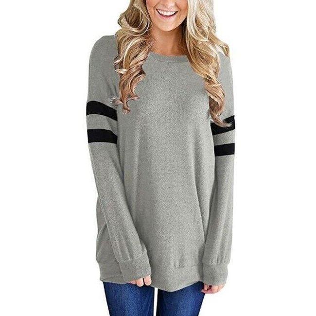 Női hosszú ujjú póló Addison