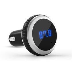 Bluetooth FM transmitter do vašeho vozu