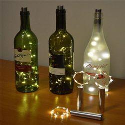 Łańcuch LED z imitacją korka do butelki