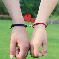 Magnetické náramky pro páry Amanie