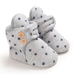 Zimní kojenecké capáčky SW59