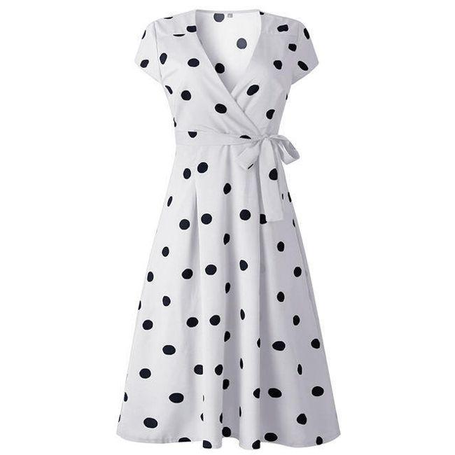 Dámské šaty Polka 1