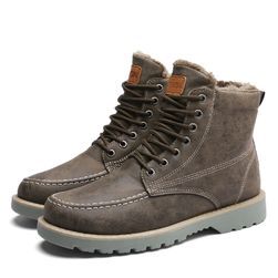Muške zimske cipele - 3 boje