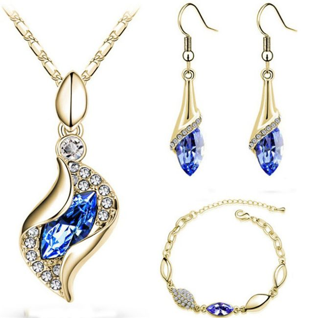 Set elegantnega nakita - 16 variant 1