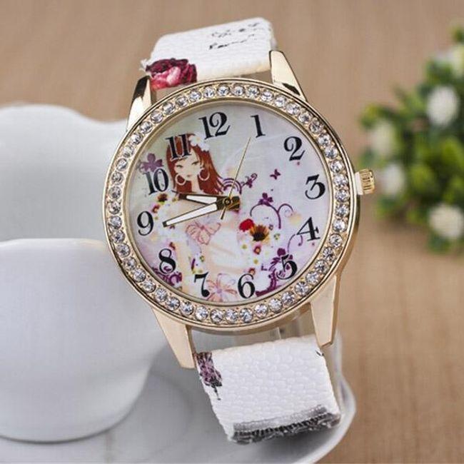 Ceas pentru fetițe - diverse culori 1