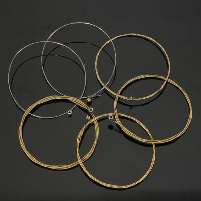 Set od 6 žica za akustičnu gitaru 1