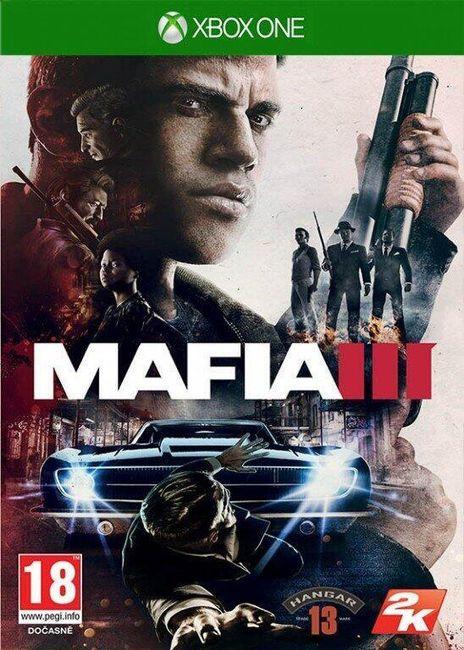 Gra (Xbox One) Mafia III 1