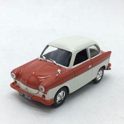 Model auta Trabant P50