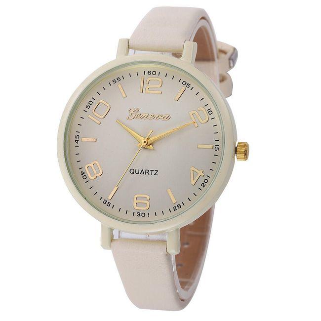 Dámské hodinky ve sportovně elegantním stylu 1