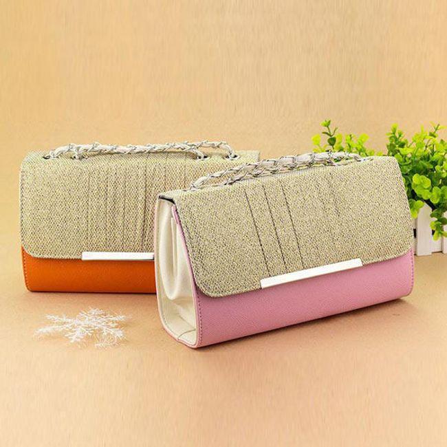 Роскошная женская сумочка - 6 цветов 1