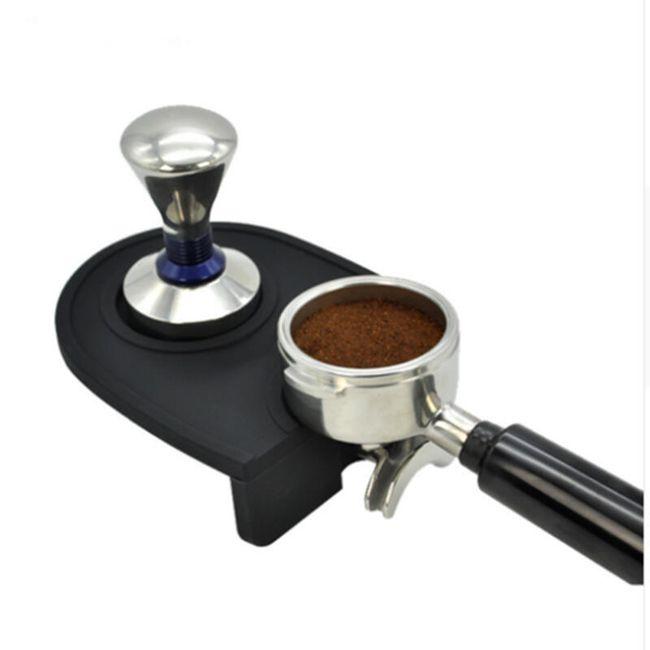 Silikonová podložka na skříňku - kávovar 1