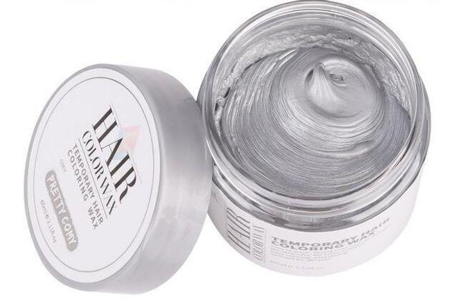 Barevný vosk na vlasy VP01 1