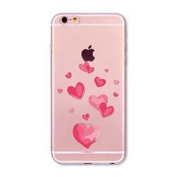 Silikonowe etui na iPhone 5, 5S, SE, 6, 6S, 7, 7 Plus