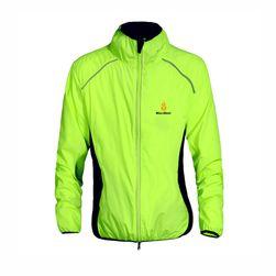 Muška biciklistička jakna sa reflektirajućim elementima - 5 boja