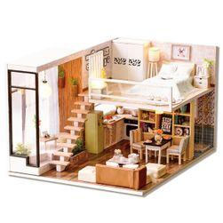 Kućica za lutke DP101