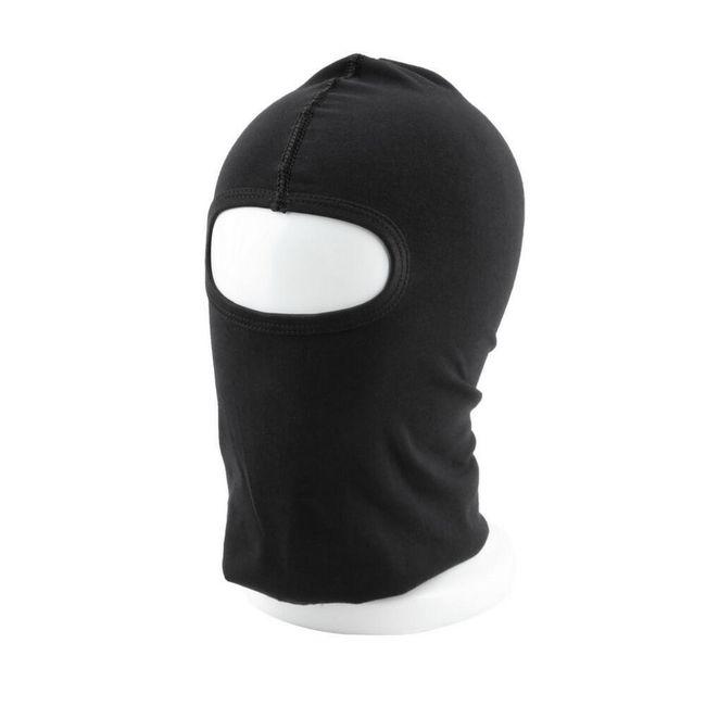 Siyah renkli kayak maskesi 1