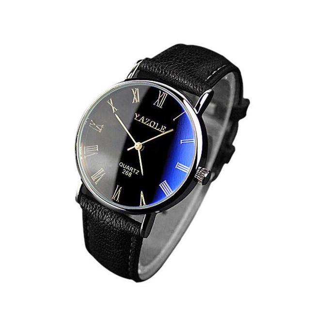 Pánské hodinky v luxusním provedení - 2 varianty 1