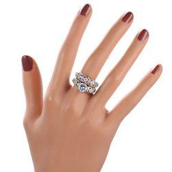 Gyűrűk esküvői stílusban