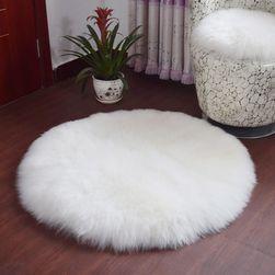 Маленький плюшевый коврик- 3 цвета