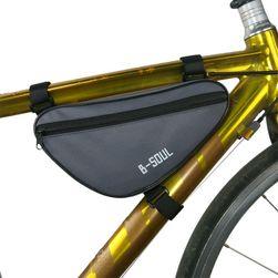 Kerékpár váz táska - színek keveréke