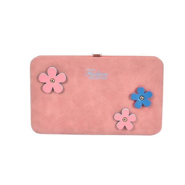 Dámská peněženka B04751 1
