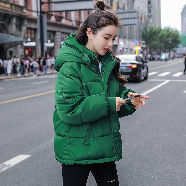 Női téli kabát Manuela 1