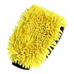 Mycí rukavice z mikrovlákna