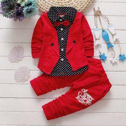 Costum pentru băieți mici - 4 variante