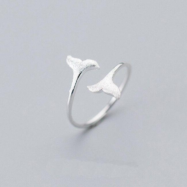 Damski pierścionek Louia 1