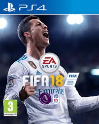 Игра за PS4 FIFA 18
