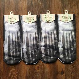 Pánské ponožky s motivy rentgenové nohy