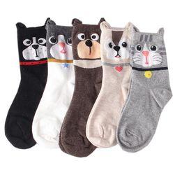Dámská sada ponožek M546