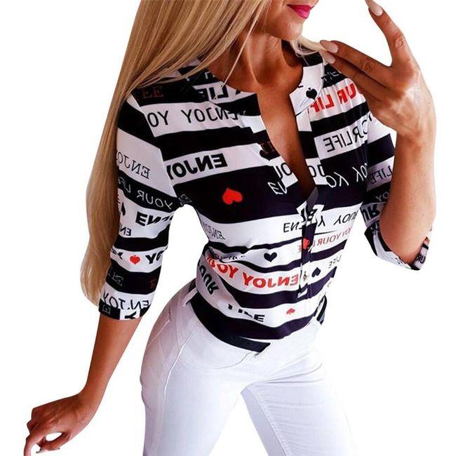 Bayan gömlek Genna 1