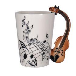 Šolja za ljubitelje muzike - više varijanti