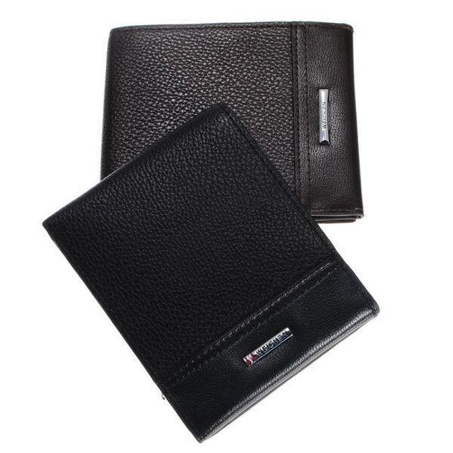 Pánská kožená peněženka - 2 barvy 1