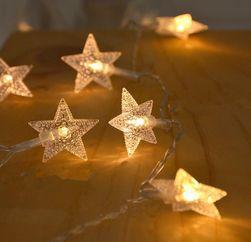 LED lanac sa zvezdama