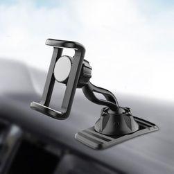 Držač za mobilni i GPS za auto Mount Black